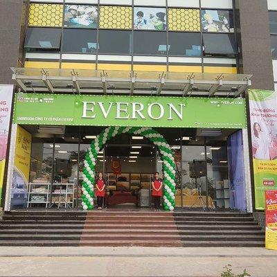 Showroom Everon Ngoại giao đoàn