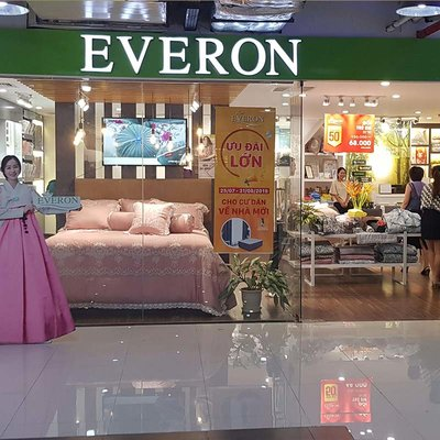 Showroom Everon The Garden