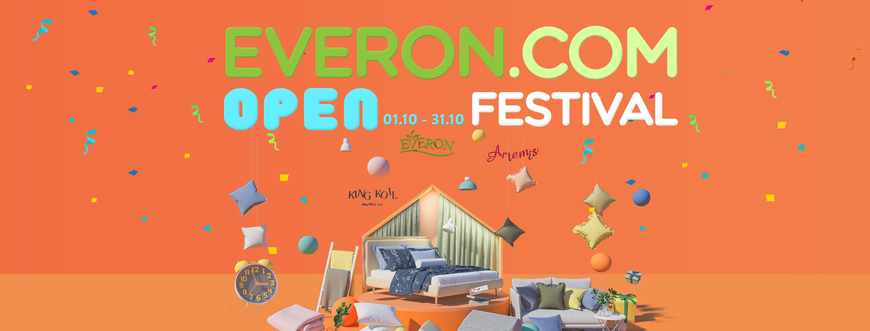 EVERON.COM OPEN FESTIVAL