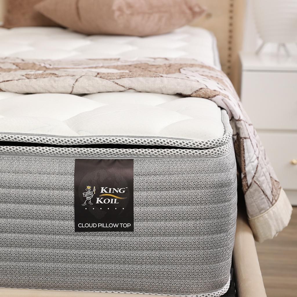 Đệm lò xo Kingkoil Cloud Pillow Top (KV Miền Bắc)
