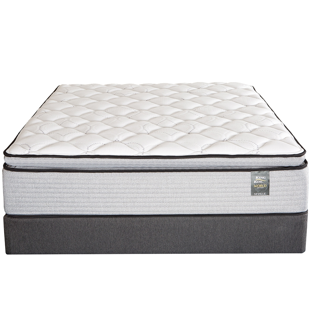 Đệm lò xo Kingkoil Davenport Pillow Top
