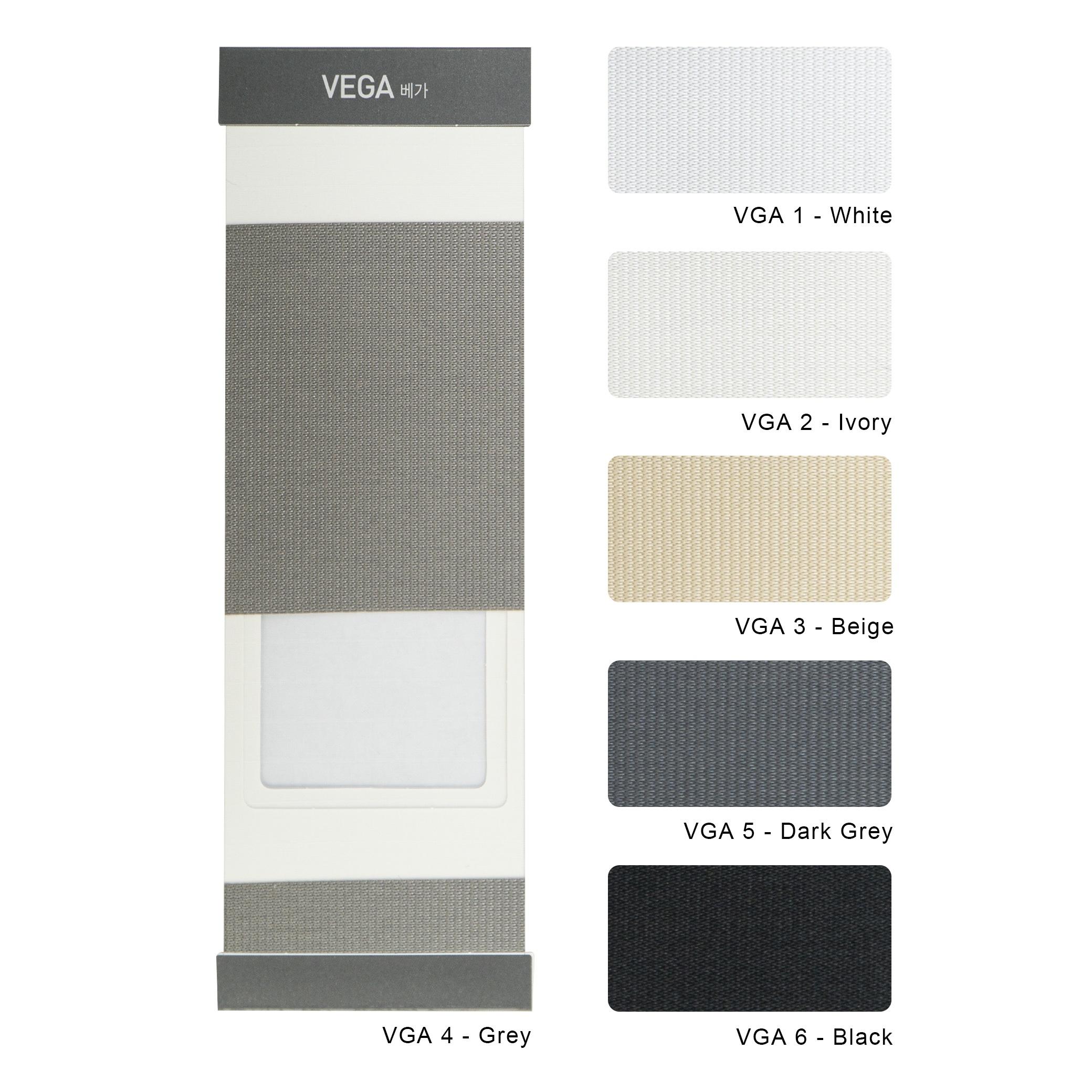 Mành cầu vồng Vega (B.O) A