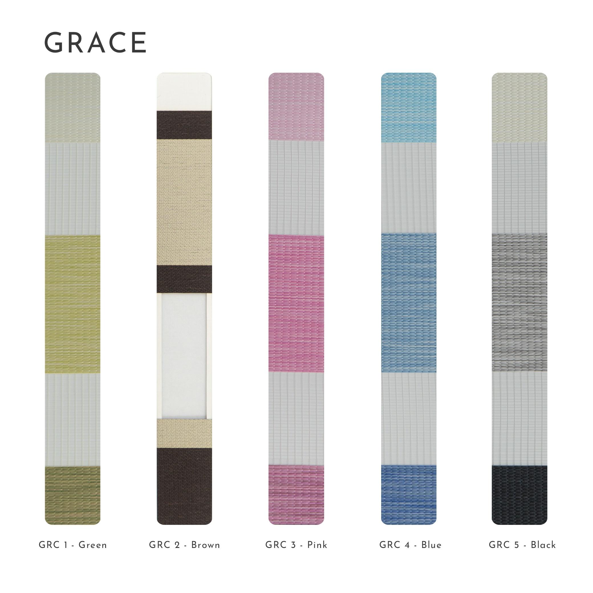 Mành cầu vồng Grace C