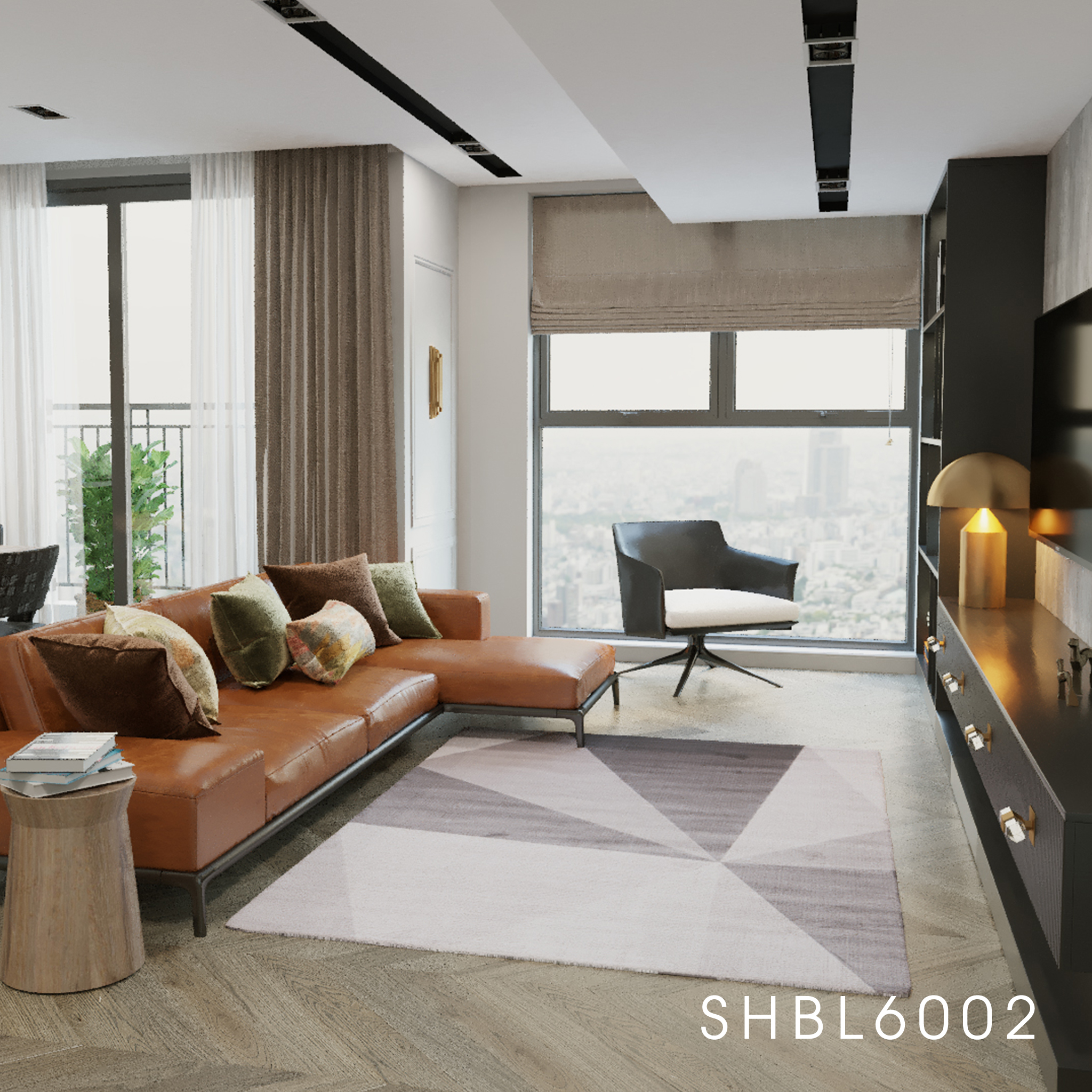 Thảm UMBER SHBL6002
