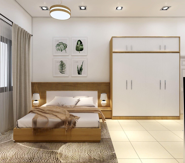 28 mẫu phòng ngủ chung cư đẹp, hiện đại nhất năm 2021